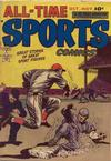 Cover for All-Time Sports Comics (Hillman, 1949 series) #v1#7