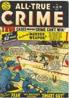 Cover for All True Crime (Marvel, 1949 series) #38