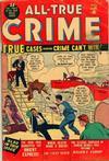 Cover for All True Crime (Marvel, 1949 series) #41