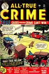 Cover for All True Crime (Marvel, 1949 series) #42