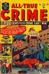 Cover for All True Crime (Marvel, 1949 series) #47