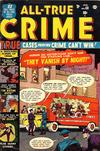 Cover for All True Crime (Marvel, 1949 series) #48