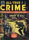 Cover for All True Crime (Marvel, 1949 series) #50