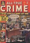 Cover for All True Crime (Marvel, 1949 series) #51