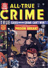 Cover for All True Crime (Marvel, 1949 series) #52