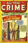 Cover for All True Crime Cases (Marvel, 1948 series) #34