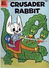 Cover Thumbnail for Four Color (1942 series) #805 - Crusader Rabbit [15¢]