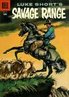 Cover Thumbnail for Four Color (1942 series) #807 - Luke Short's Savage Range
