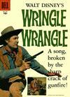 Cover Thumbnail for Four Color (1942 series) #821 - Walt Disney's Wringle Wrangle
