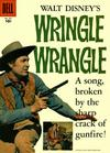 Cover for Four Color (Dell, 1942 series) #821 - Walt Disney's Wringle Wrangle