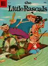 Cover for Four Color (Dell, 1942 series) #825 - The Little Rascals
