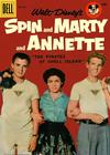 Cover for Four Color (Dell, 1942 series) #826 - Walt Disney's Spin and Marty