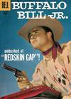 Cover for Four Color (Dell, 1942 series) #828 - Buffalo Bill, Jr.