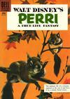 Cover for Four Color (Dell, 1942 series) #847 - Walt Disney's Perri