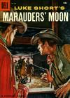 Cover for Four Color (Dell, 1942 series) #848 - Luke Short's Marauder's Moon