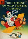 Cover for Four Color (Dell, 1942 series) #864 - The Littlest Snowman Rescues Christmas