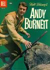 Cover for Four Color (Dell, 1942 series) #865 - Walt Disney's Andy Burnett