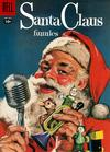 Cover for Four Color (Dell, 1942 series) #867 - Santa Claus Funnies