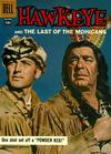 Cover for Four Color (Dell, 1942 series) #884 - Hawkeye and the Last of the Mohicans