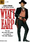 Cover for Four Color (Dell, 1942 series) #890 - Wyatt Earp