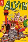 Cover for Alvin (Dell, 1962 series) #4