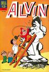 Cover for Alvin (Dell, 1962 series) #6