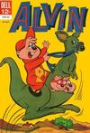 Cover for Alvin (Dell, 1962 series) #8