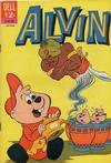 Cover for Alvin (Dell, 1962 series) #10