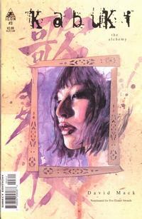 Cover Thumbnail for Kabuki (Marvel, 2004 series) #3
