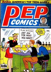 Cover Thumbnail for Pep Comics (Archie, 1940 series) #66