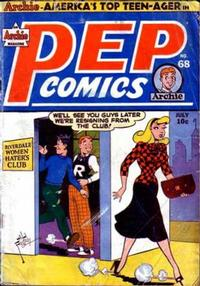 Cover Thumbnail for Pep Comics (Archie, 1940 series) #68