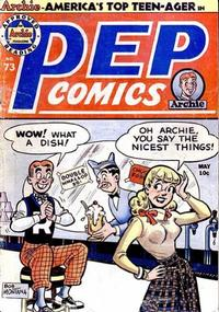 Cover Thumbnail for Pep Comics (Archie, 1940 series) #73