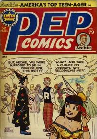 Cover Thumbnail for Pep Comics (Archie, 1940 series) #79