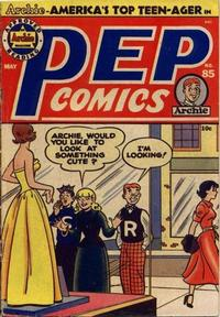 Cover Thumbnail for Pep Comics (Archie, 1940 series) #85