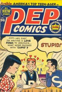Cover Thumbnail for Pep Comics (Archie, 1940 series) #96