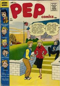 Cover Thumbnail for Pep Comics (Archie, 1940 series) #119