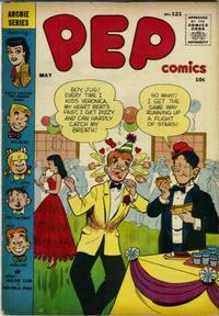 Cover Thumbnail for Pep Comics (Archie, 1940 series) #121