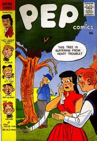 Cover Thumbnail for Pep Comics (Archie, 1940 series) #122
