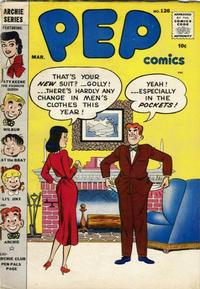 Cover Thumbnail for Pep Comics (Archie, 1940 series) #126