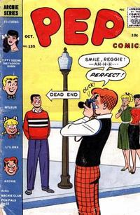 Cover Thumbnail for Pep Comics (Archie, 1940 series) #135