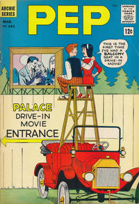 Cover Thumbnail for Pep (Archie, 1960 series) #161