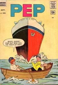 Cover Thumbnail for Pep (Archie, 1960 series) #165