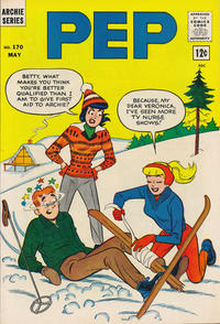 Cover Thumbnail for Pep (Archie, 1960 series) #170