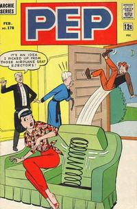 Cover Thumbnail for Pep (Archie, 1960 series) #178