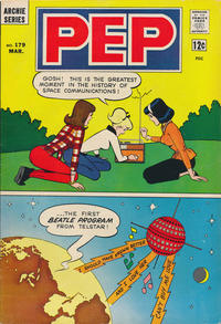 Cover Thumbnail for Pep (Archie, 1960 series) #179