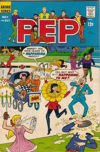 Cover Thumbnail for Pep (Archie, 1960 series) #217