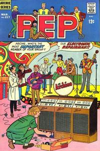 Cover Thumbnail for Pep (Archie, 1960 series) #227