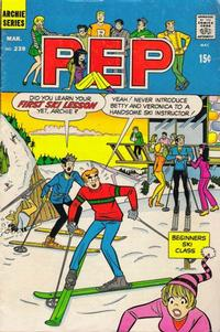 Cover Thumbnail for Pep (Archie, 1960 series) #239