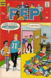 Cover Thumbnail for Pep (Archie, 1960 series) #260