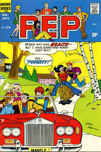 Cover Thumbnail for Pep (Archie, 1960 series) #273